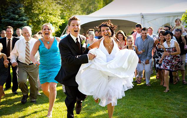 Wedding Generator Rental